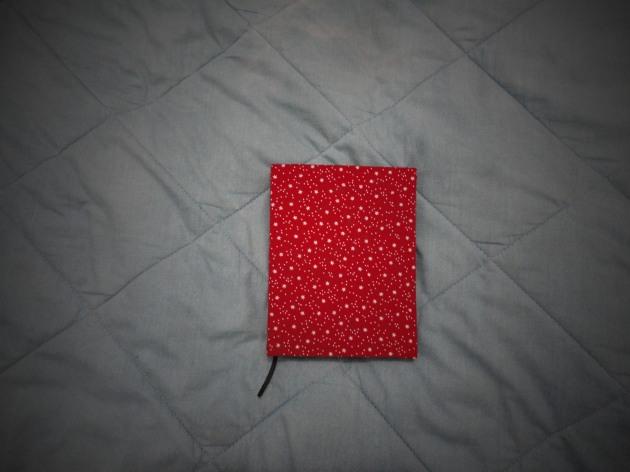 Agenda roja de estrellas
