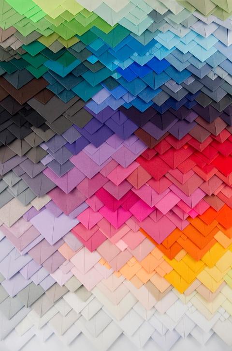 Triangles - Maud Vantours