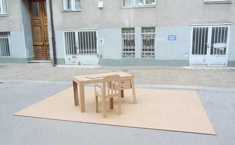 pop up furniture